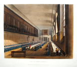 The Hall in 1816