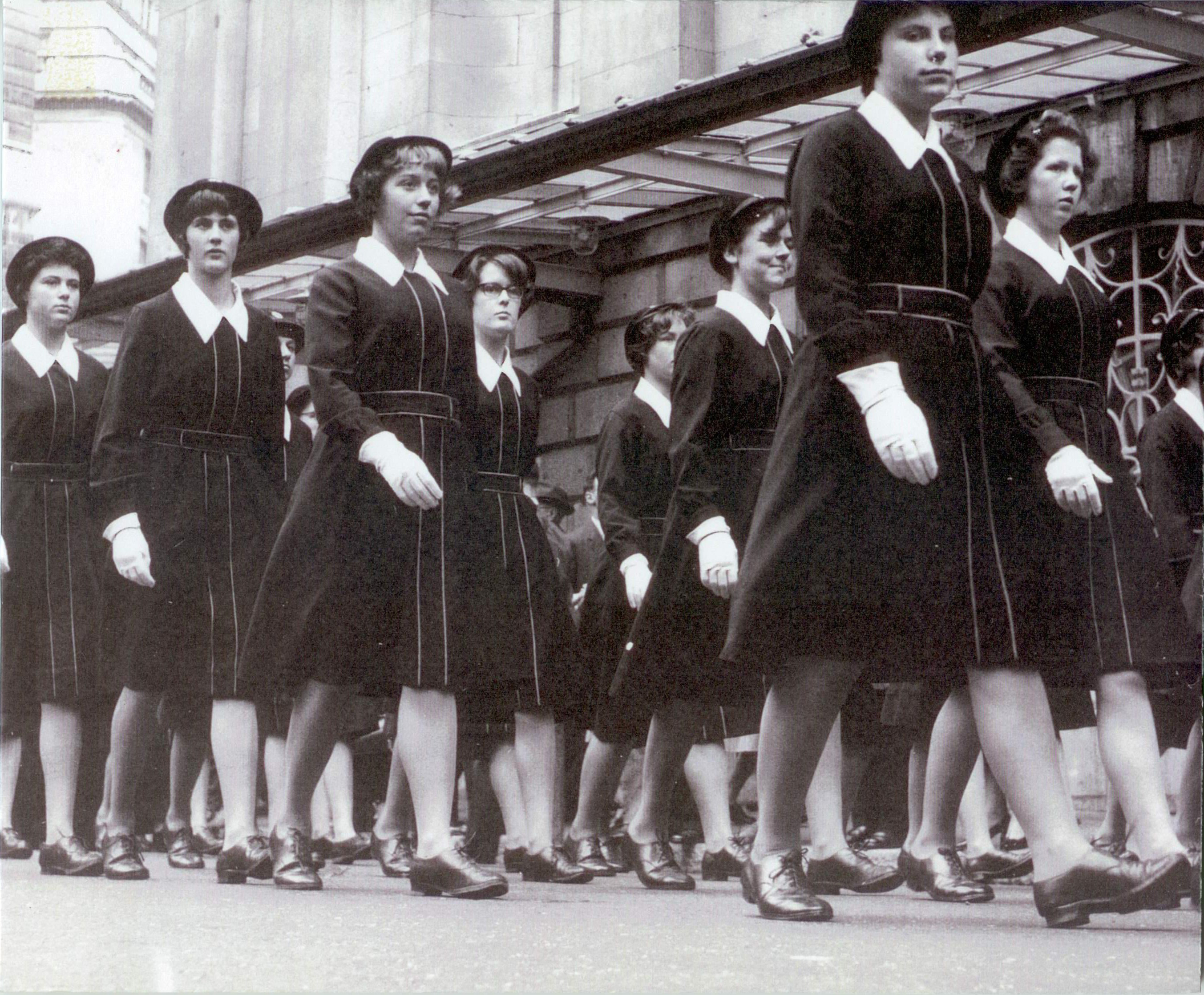 Girls marching on St Matthews Day.jpeg