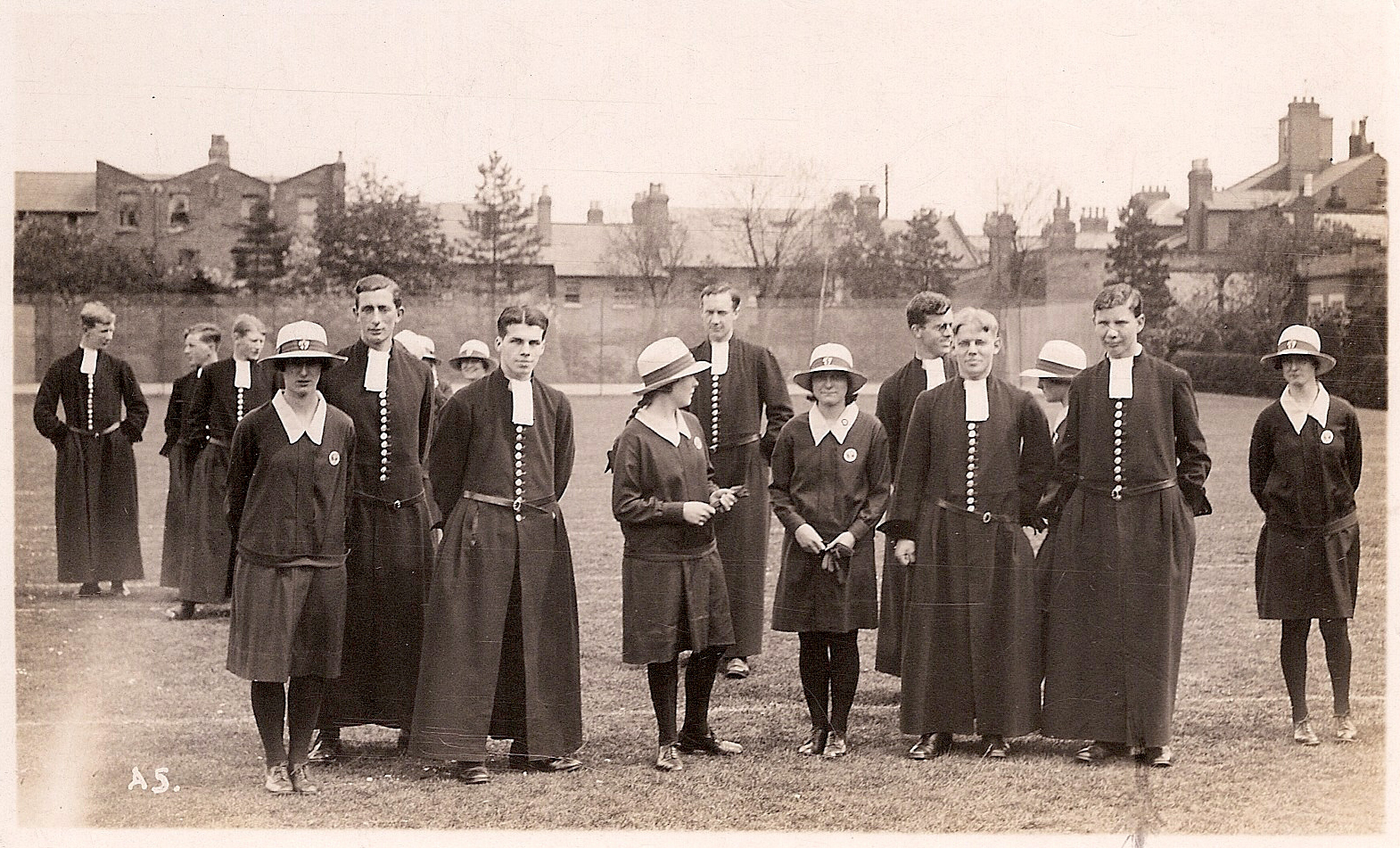 Hertford Speech day 1929