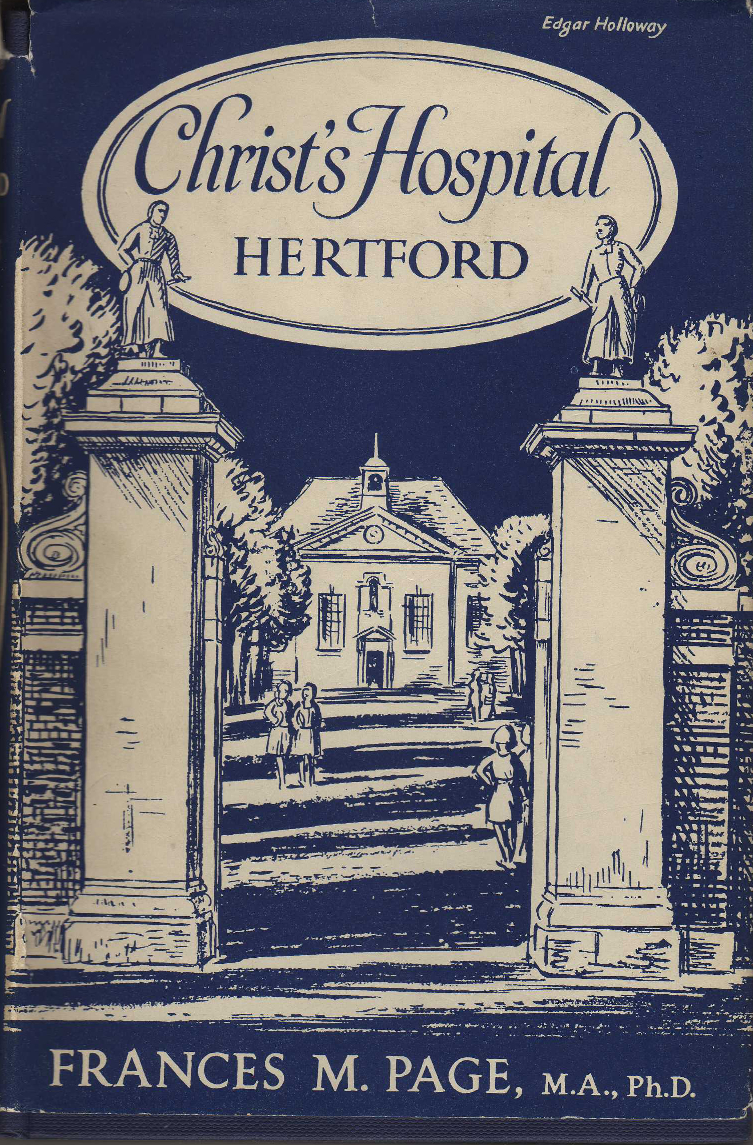 Hertford by Frances Page