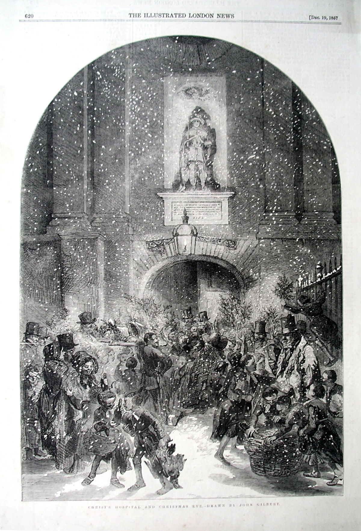 Illustrated London News 19 December 1857