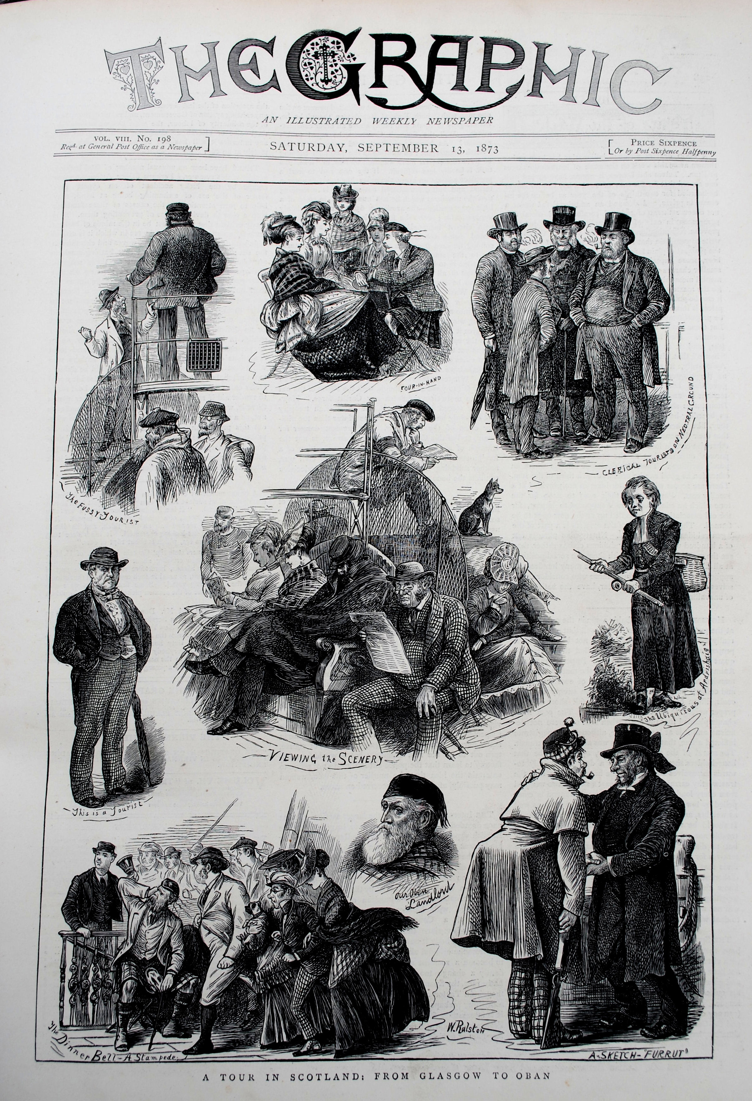 The Graphic 13 September 1873