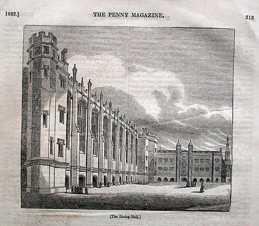The Penny Magazine 31 August 1832
