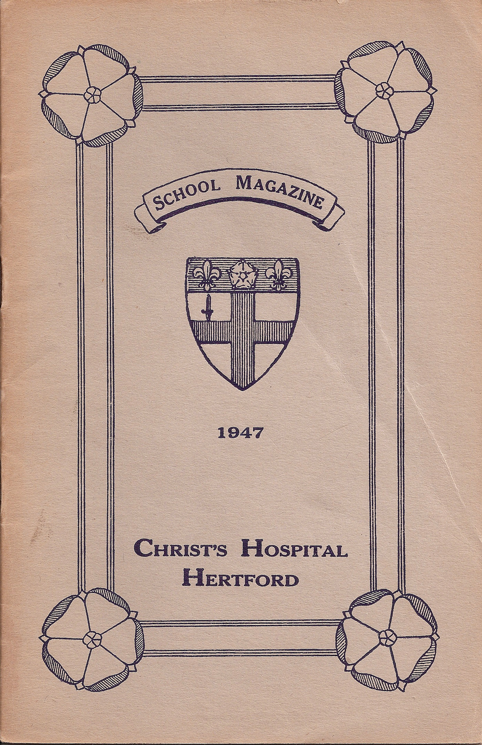 Hertford Magazine 1947