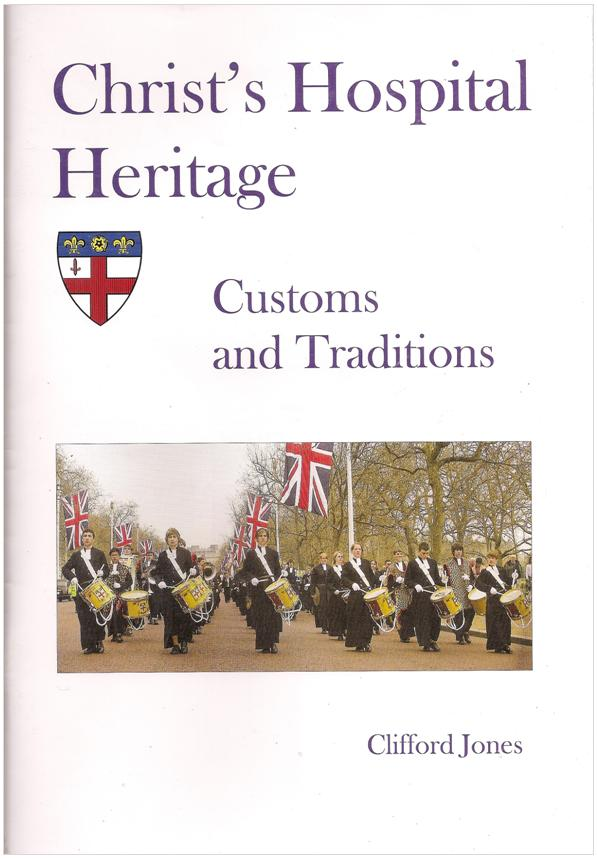 No 4 – Customs and Traditions by Clifford Jones