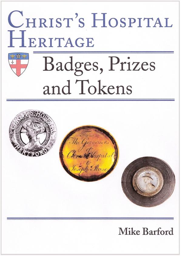 No 7 Badges, Prizes and Tokens by Mike Barford